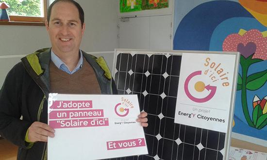 Julien Robillard, consultant en transitions énergétique et numérique