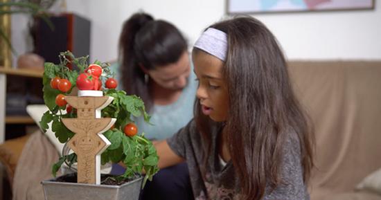 Sensibiliser les enfants à l'agriculture durable