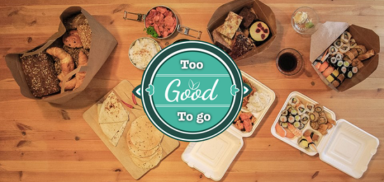 Lutter contre le gaspillage alimentaire avec to good to go