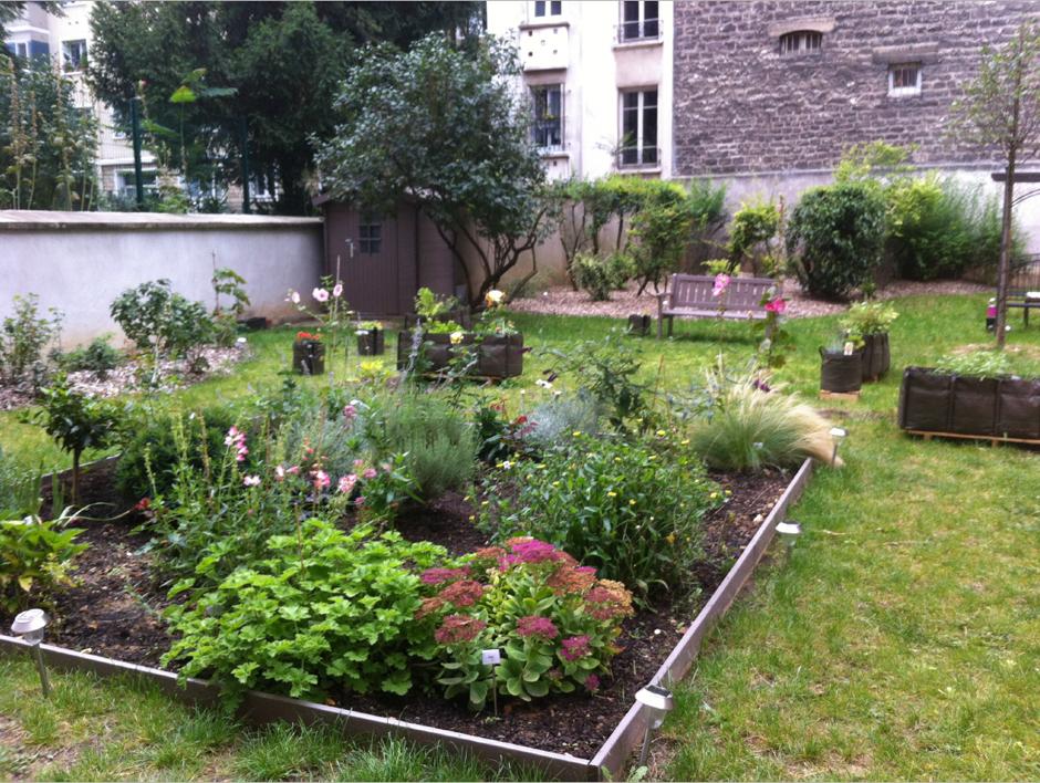 Coup de pousse aux jardins partagés